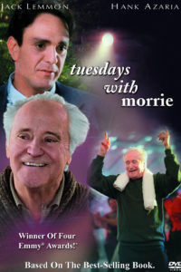 Tuesdays with Morrie dvd cover